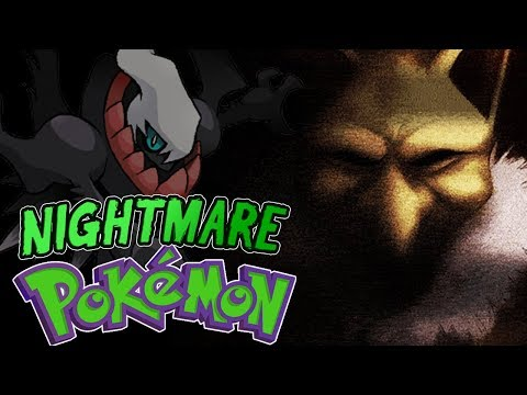 Who Is The Most TERRIFYING Nightmare Pokemon?