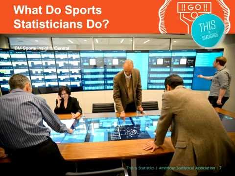 Careers in Sports Analytics