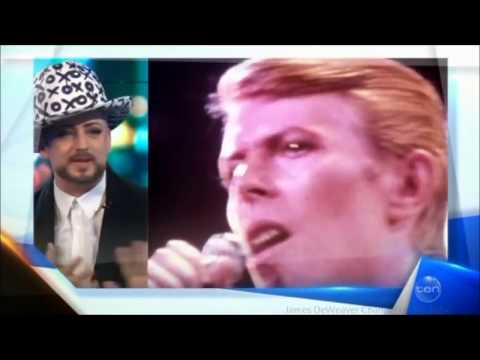 "Boy George ""I'm an Old Fashioned Gay Man"" LIVE Australian Tv Interview June 9 2016"