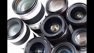 All about lenses for beginners thumbnail