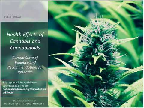 The Health Effects of Cannabis and Cannabinoids The Current State of Evidence and Recommendations fo