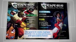 Genesis Science Fiction Magazine 2016