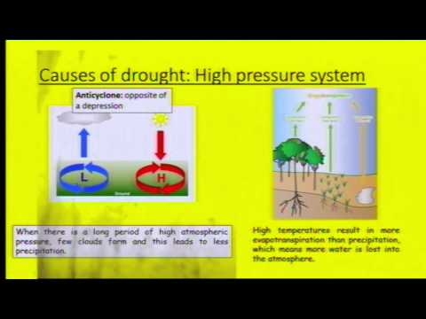 GCSE Geography   Climatic Hazards Overview