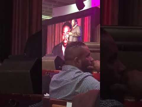 Les Brown Speech - Jamaica - Nov 4th 2017