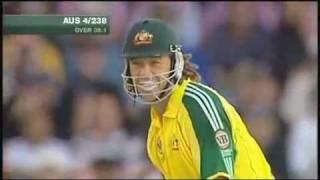 Andrew Symonds funny dismissal against SL