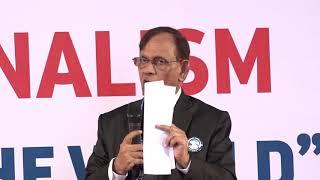 NCMJ Speaker - S. N.Vinod