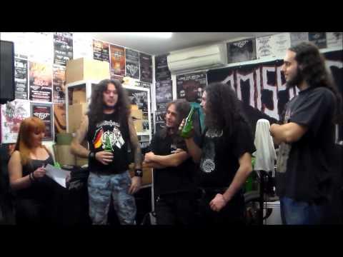 OMISSION entrevista por el Zombie