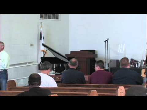 The Crusader's Ministries at The Angola Prison Revival in St. Francisville, LA 4/5/13-1