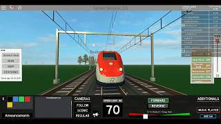 ETR 500 test | Terminal Railways | ROBLOX
