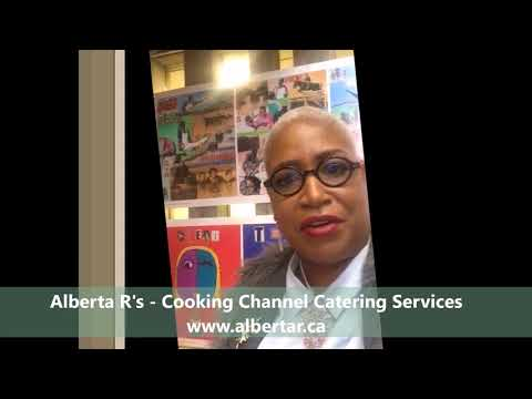 Well Wishes to caribArt From Alberta R's Cooking Channel, Canada