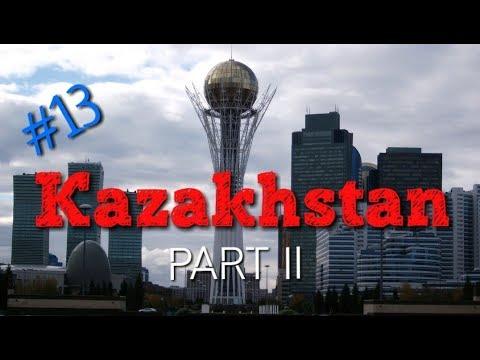 Episode 13. Kazakhstan. Almaty, Karagandy, Astana