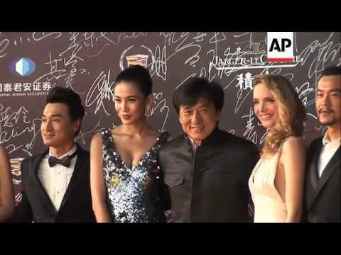 SHANGHAI FILM FESTIVAL OPENS