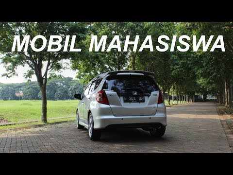 Honda Jazz RS 2011 A/T Review & Test Drive