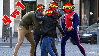 STRESS PRANK ESKALIERT!!! | PVP