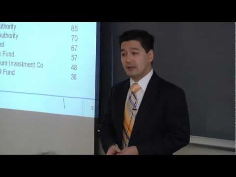 Andrew Ang: Sovereign Wealth Funds