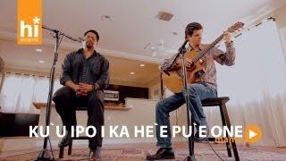 Mamo - Ku`u Ipo I Ka He`e Pu`e One (HiSessions.com Acoustic Live!) thumbnail