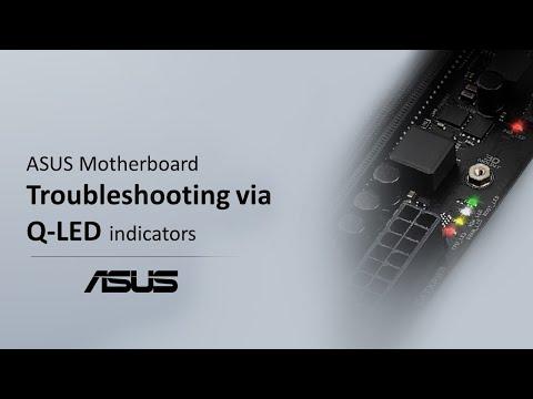 ASUS Motherboard Troubleshooting