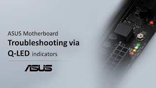 ASUS Motherboard Troubleshooti…