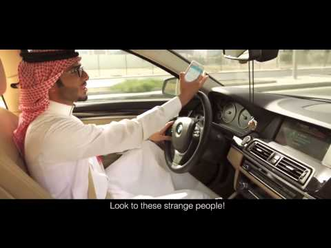 Saudi Driving (and a caution to drivers)