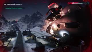 Just Cause 4 - Operation Illapa: Escort The Snowstinger To illapa Power The Breakers Gameplay (2018)