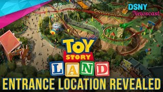 Entrance to Toy Story Land Revealed at Disney's Hollywood Studios - Disney News - 5/23/17