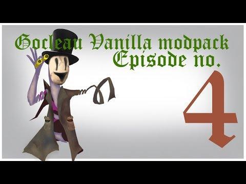 Gocleau Vanilla/vegetarian modpack episode 4