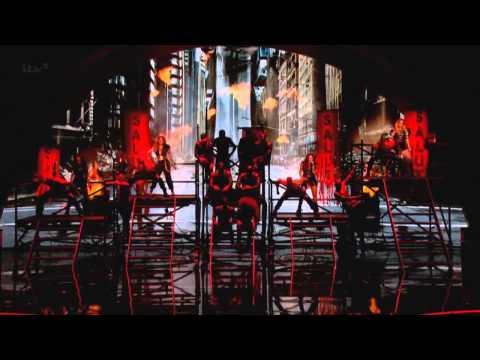 Little Mix & Diversity - Britain's Got Talent 2014 Final HD
