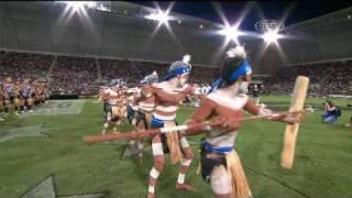 Indigenous All Stars War Dance 2011