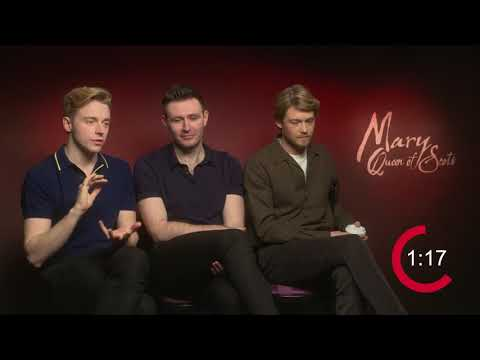 Jack Lowden - He Didn't Find Filming Sex Scene Awkward With Saoirse Ronan