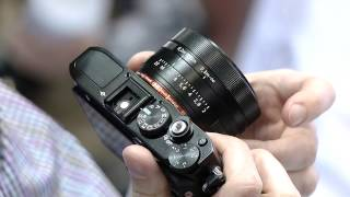 Обзор Sony Cyber-shot RX 1 с выставки Consumer Electronics & Photo Expo 2013