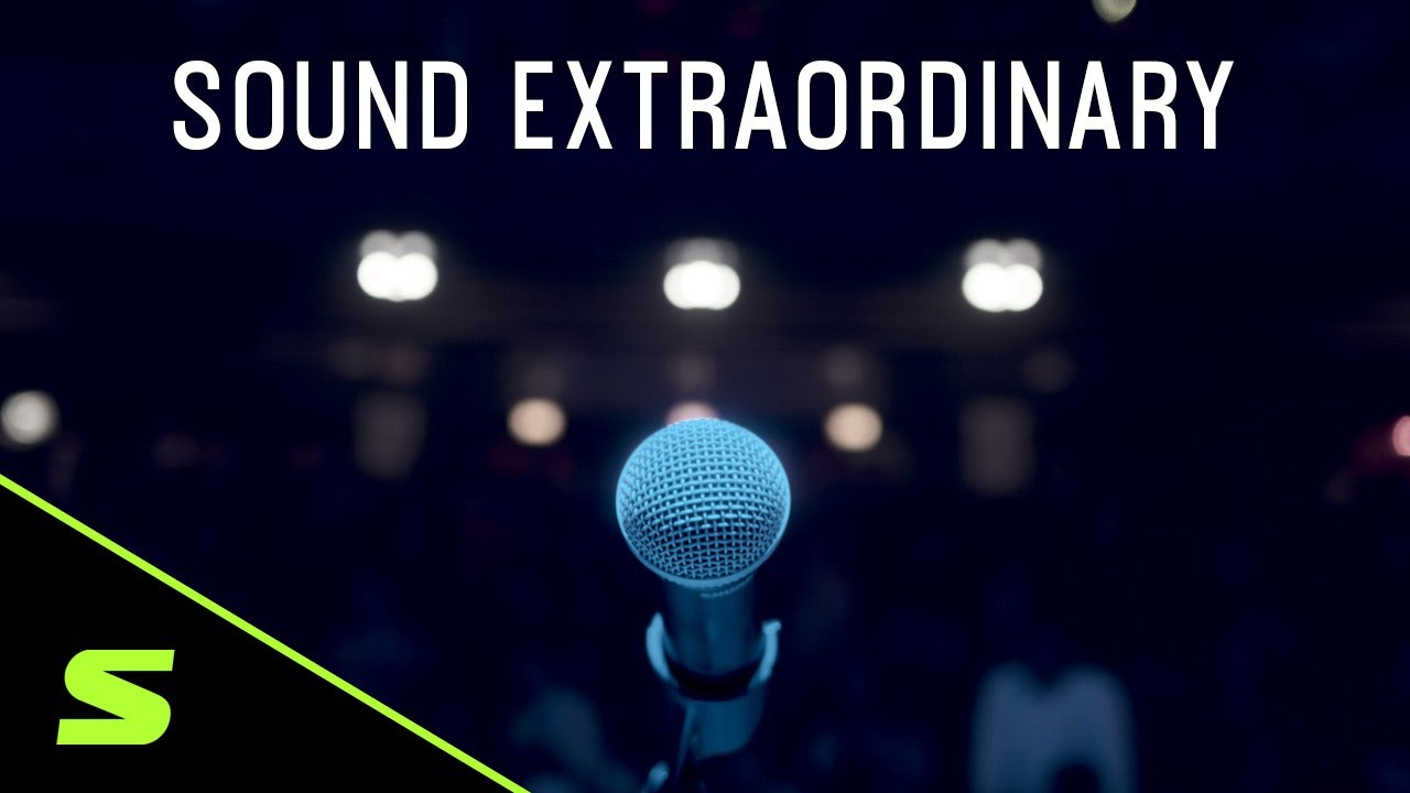 Shure - Sound Extraordinary
