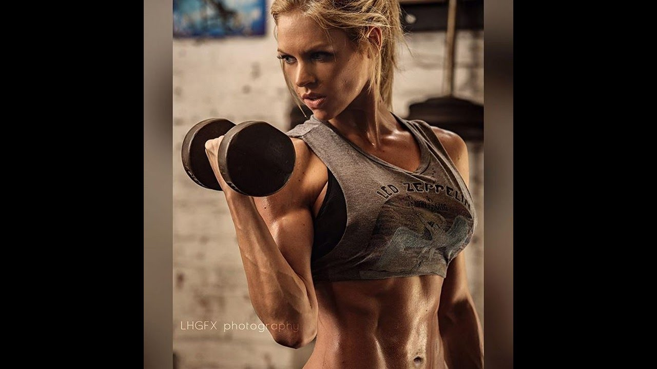Hot Fitness Bikini Meredith Mack