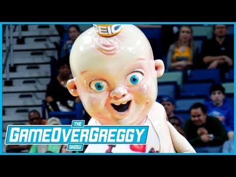 What Mascot Would Kill You? - The GameOverGreggy Show Ep. 201 (Pt. 4)