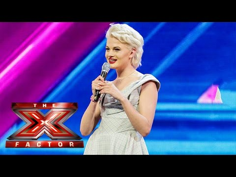 Chloe Jasmine sings Why Dont You Do Right  Arena Auditions Wk 2  The X Factor UK 2014