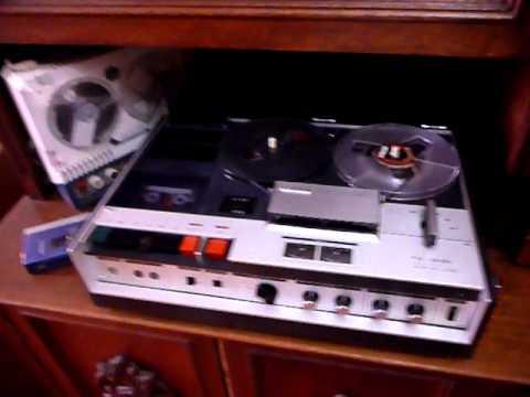 Sony TC-330 Reel & cassette stereo center