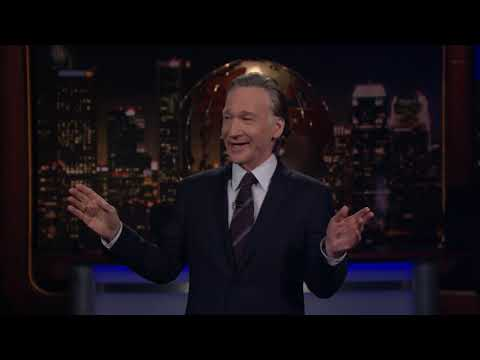 Monologue: Give Me Liberty AND Give Me Death | Real Time with Bill Maher (HBO)