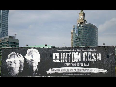Clinton Cash. Gotówka Clintonów - film (lektor PL)