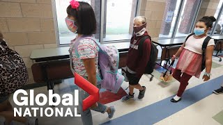 Global National Aug. 11, 2020 | Growing concerns over back-to-school plans amid pandemic