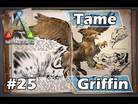 #25 Cara Tame Griffin - Ark Survival Evolved Mobile Indonesia