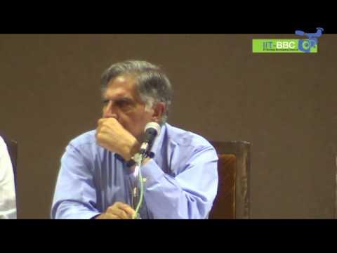 Ratan Tata at IIT Bombay