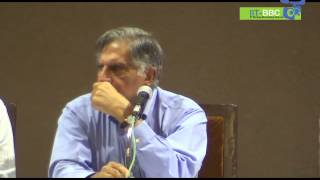 Ratan Tata at IIT Bombay