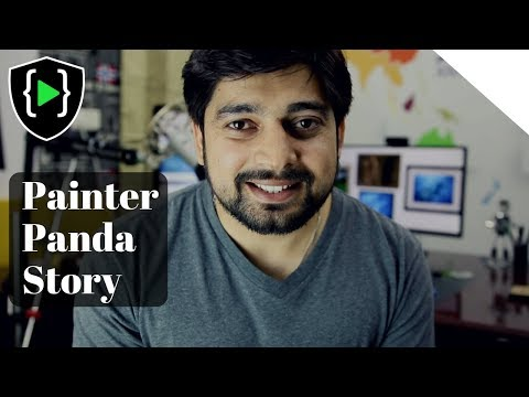 Painter Panda Story for Programmers