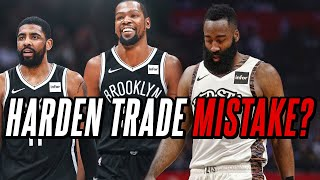 Did the Brooklyn Nets Make a MASSIVE MISTAKE Trading For James Harden