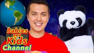 It's a Small World | Babies and Kids Channel | Nursery Rhymes for children and toddlers