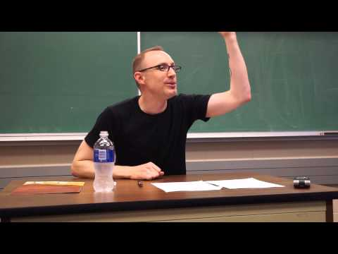 Weaving Influences: A Talk by Don Anderson from Agalloch (Heavy Metal UVic)