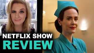 Ratched Netflix REVIEW (Slight Spoilers)