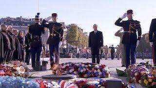 Se cumplen 95 años del armisticio que terminó la Primera Guerra Mundial