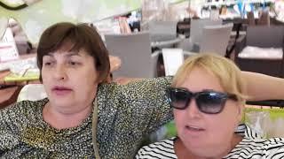 ЛАРА И СЕРЕЖА ВЫХОДНЫЕ- ГУЛЯЕМ ПО МАГАЗИНАМ- 1 ЧАСТЬ