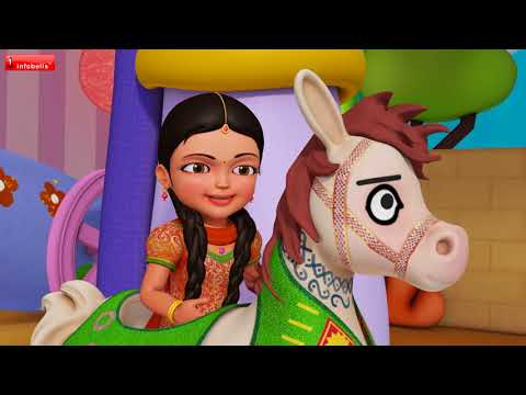 Aam Pata Jora Jora   Bengali Rhymes for Children   Infobells