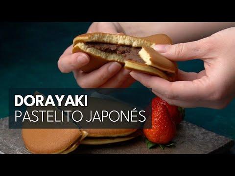 Receta Dorayaki  ➡ Delicioso, fácil y sencillo de preparar | Cocina Japonesa